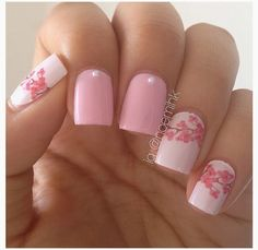 16 Spring Nail Designs for Women - Pretty Designs