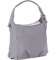 48b32fa71a Stylish   chic hobo diaper bag from Lassig in grey. Best Diaper Bags    Essentials