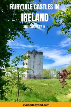 Dublin Travel, Ireland Travel Guide, Europe Travel Guide, Castle Hotels In Ireland, Castles In Ireland, Waterford Castle, Stay In A Castle, Ireland Weather, Belfast Ireland