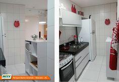 Apartamento decorado 2 quartos com ou sem suíte do Parque Barra Grande no bairro Antares - Maceió - AL - MRV Engenharia
