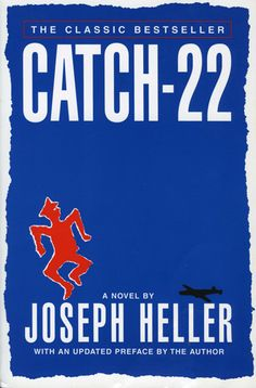 """Catch-22 - I once saw someone describing the book on tumblr say that """"reading catch-22 was like watching M*A*S*H after dropping acid."""" Perfect description. Seriously, it's gruesome and hilarious at the same time, one moment you're laughing, and the next someone dies. Pure genius. (Note: story is NOT in chronological order. Found that out the hard way..)"""