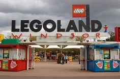 Visit the land of Lego, Legoland, the United Kingdom . dedicated to amusement park for children 3 to 12 years , a world where kids are the heroes. #travel #UK
