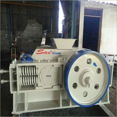 SAI ENGINEERING WORKS is a manufacturer, supplier & exporter of Industrial Stone Crusher Machine, Stone Crushing Machine at the best price from Gujarat (India) Engineering Works, Stems, Washing Machine, Construction, Building, Trunks, Washer