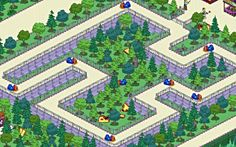 (The Simpsons). Springfield Tapped Out, The Simpsons Game, Sims, City Photo, The Past, Cocktails, Fandom, Architecture, Detail