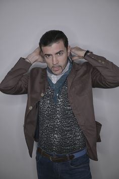Thanks to fabulous Vladut, #actor, #model and #designer for sending us photos of himself in this chic #Liberty #silk #scarf. Vladut loves #scarves and #pocket #squares in #clashing #prints offset against darker toned #shirts and #waistcoats for an #elegant #contemporary way to combine #vintage and #designer. www.vladut.vasile-puscasu.co.uk #meninscarves #menstyle #fashionformen #menswear #silkscarf  #London #londonstyle #libertyscarf #dapper #dandy #pocketsquare