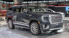 The 2021 GMC Yukon and Yukon XL have prices, and they're bargains considering the upgrades the new model delivers. Gmc Denali, Yukon Denali, Gmc Vehicles, Living In Car, Luxury Van, Chevy Girl, Cars And Coffee, Cadillac Escalade, Gmc Trucks