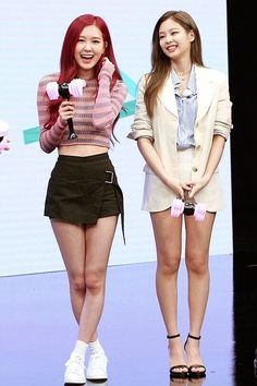Check out Blackpink @ Iomoio Blackpink Fashion, Asian Fashion, Lisa, Kpop Girl Groups, Kpop Girls, Forever Young, Jenny Kim, Casual Outfits, Cute Outfits