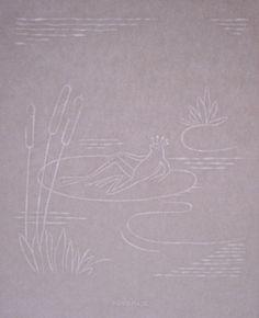 rice paper watermark