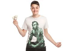 """I Got $5 on It"" - Threadless.com - Best t-shirts in the world"