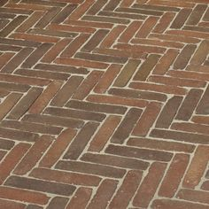 Natural Paving-Baksteen Clay-Chestnut CLAY PAVERS