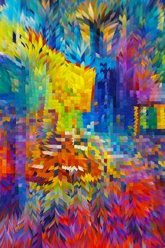 Studies in Color on Behance