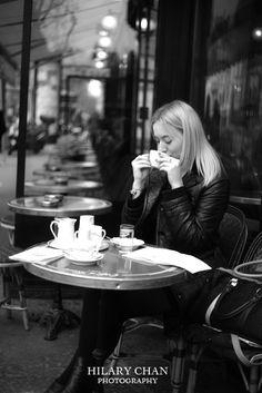Café de Flore, Paris • Hilary Chan