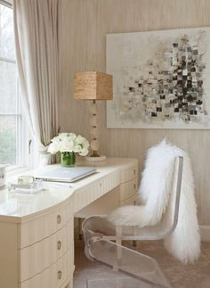 Fashion and style: Home working areas ...