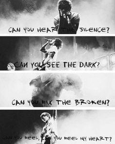 Can You Feel My Heart. Bring Me The Horizon.