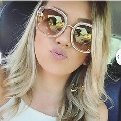 ed4499e0bb1ce 63 melhores imagens de Óculos   Wearing glasses, Beauty makeup e Cat ...