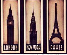 Haluan käydä noissa paikoissa:)
