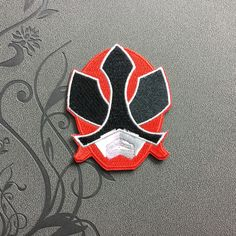 Masked Rider patch Individuality Hat patches animation patches Embroidered Iron-On Patches sew on patches