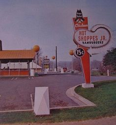 Wheaton MD 1960 | md238: Hot Shoppes Jr.