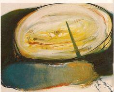 Alirio Rodriguez, Auto-Retrato 1972 Painting, Venezuela, Portraits, Historia, Artists, Painting Art, Paintings, Painted Canvas, Drawings