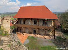 Kosumberk Castle (Czech Republic) ... bit.ly/2tESNwq