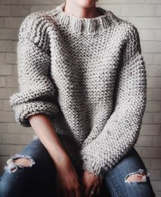 The Campfire Sweater Knitting Pattern : Knitting Wonders Knitting Pattern ⨯ Easy Sweater Knit Pattern, Chunky Knit Sweater ⨯ Pullover Raglan Jumper Knitting Pattern PDF, Easy Knit Pattern Easy Sweater Knitting Patterns, Knit Cardigan Pattern, Jumper Patterns, Easy Knitting, Knit Patterns, Knitting Sweaters, Knitting Looms, Chunky Knit Jumper, Chunky Wool