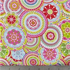 Hey, I found this really awesome Etsy listing at https://www.etsy.com/listing/126625745/fabric-cotton-pastel-medallion-cotton
