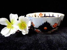 Spode Copeland sweet dish Victorian bowl antique by Taingtiques