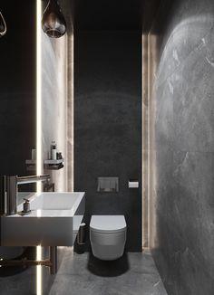 Western Home Decor Toilet And Bathroom Design, Small Toilet Design, Small Toilet Room, Bathroom Design Luxury, Home Interior Design, Small Bathroom, Western Bathrooms, Luxury Toilet, Home Decor Paintings