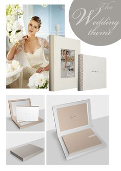 Get your Wed Style! choose a #Wedding theme to dress your #weddingbook. #graphistudio #youngbook #weddingstyle #ideas
