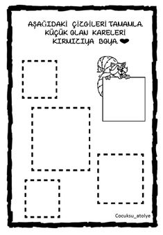 Tracing Letters, Worksheets, Preschool, Shapes, Geometric Fashion, Crafts, Manualidades, Activities, Kid Garden
