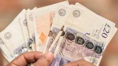 UK government borrowing falls in August