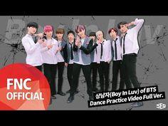 SF9 - 상남자(Boy In Luv) of BTS 안무 연습 영상(Dance Practice Video) Full Ver. - YouTube