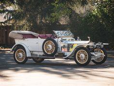 1911 Rolls-Royce 40/50 HP Silver Ghost Tourer by Lawton