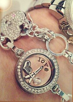 Origami Owl! Bracelets!! :) coming this month!! Contact me: www.facebook.com/whooolovesjewelry