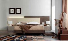 Schlafzimmerdekorationen in natürlichen Farben: mehr als 100 Ideen! Interior Design, Furniture, Home Decor, Ideas Decoración, Pastel, Bedroom Designs, Bed Room, Model, Furniture Catalog