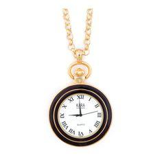 pocket watch necklace.