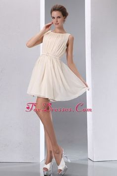 Ruched Dama Dresses for Quinceanera