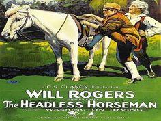 THE HEADLESS HORSEMAN: The Legend of Sleepy Hollow (1922) Silent Classic