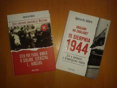 Moje książki o Powstaniu