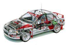 Mitsubishi Lancer Evolution III Gr.A WRC '1996