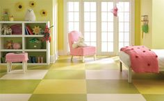 """Forbo Marmoleum Click Flooring (use with Whisper Wool Floating Floor Underlayment 1/8"""" thick)"""