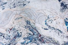 The Great Wave off Kanagawa impression