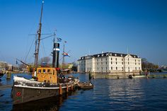 The National Maritime Museum / Nederlands Scheepvaartmuseum @ Amsterdam