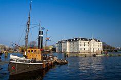 The National Maritime Museum / Nederlands Scheepvaartmuseum @ Amsterdam