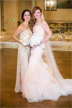 Ashley and John's Memorial day weekend wedding in Paris planned by Fete in France at Shangri-La Hotel Paris and captured by One and Only Paris Photo Gold Bridesmaid Dresses, Bridesmaid Flowers, Bridesmaids, Country Wedding Dresses, Wedding Gowns, Wedding Cakes, Wedding Stuff, Dream Wedding, Bridal Parties