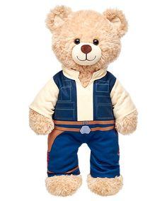 Han Solo™ Costume   Build-A-Bear