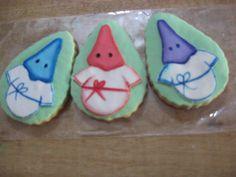 galletas con los penitentes