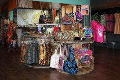Beautiful Handmade and Fair Trade creations by Global Mamas from Ghana and Dsenyo from Malawi at Come Together Trading in Tyler, Texas