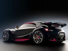 Citroen Survolt Concept - Best Looking Concepts Car at the 2010 ...