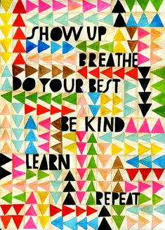 Show Up by Lisa Congdon